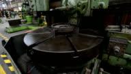 Industrial lathe