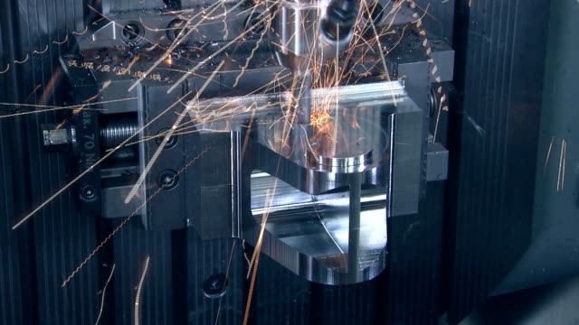 Industrial Machining