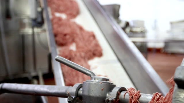 industrial meat grinder production