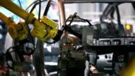 Industrial Robotics detection vehicle