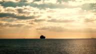 HD: Industrial Ship Cruising