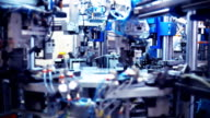 Industry robots