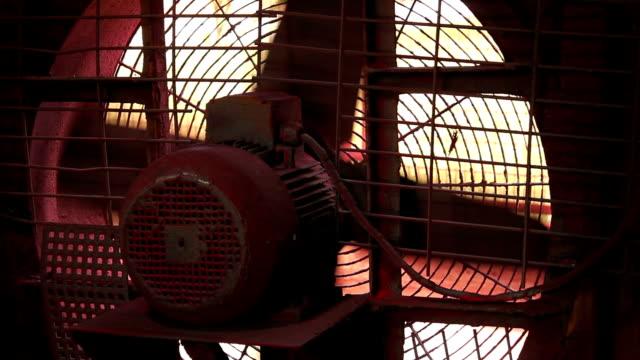 industry ventilation loop