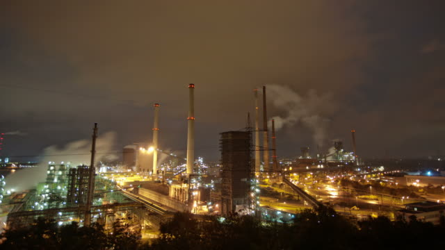 (TIME LAPSE) Industry