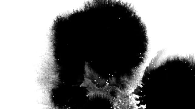Ink Bleed Spotty