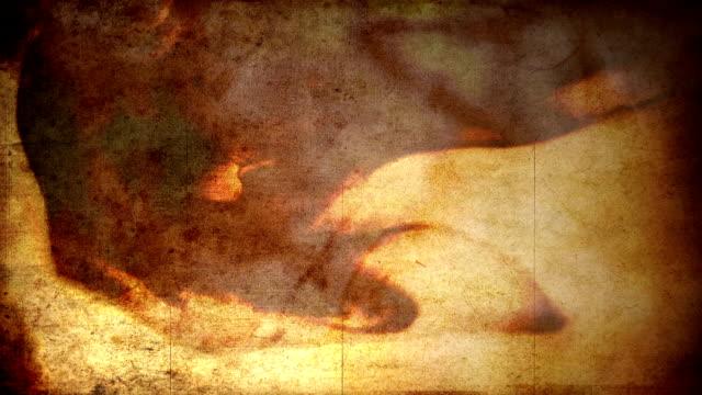 Ink Grunge Background. HD