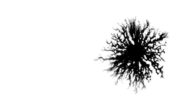 Ink splatter 1