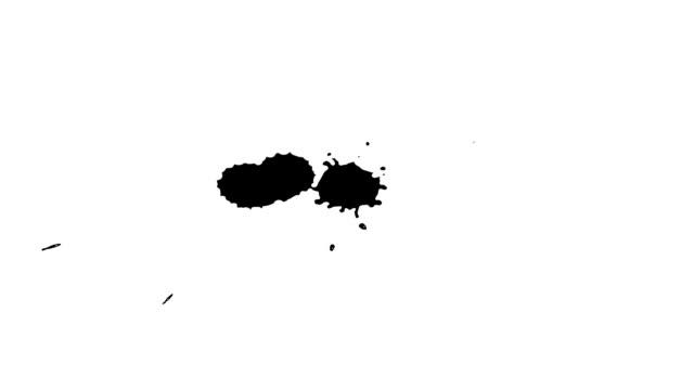 Tinte Splatter-HD