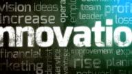 Animazione Backround innovazione