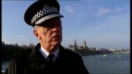 Inquiry findings on Sapphire rape unit / Sir Bernard HoganHowe interview ENGLAND London EXT Sir Bernard HoganHowe interview SOT Terrible outcome in...