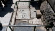 Inscription (Marble Street), Ephesus, Turkey