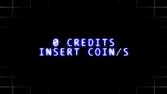Insert Coin - Arcade Game