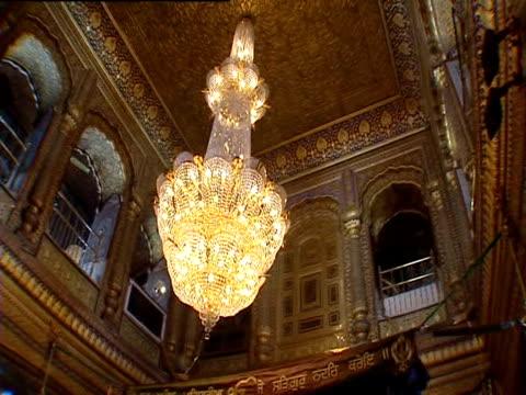 Inside Amritsar's Golden Temple