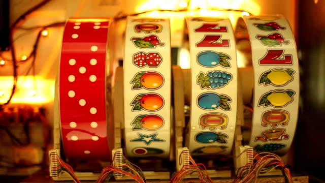 Inside of a Slot Machine