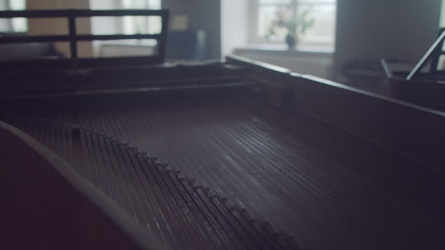 In der piano