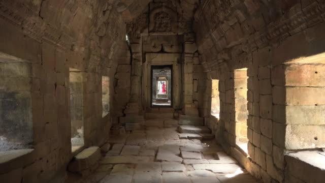 TD / Inside Preah Khan temple