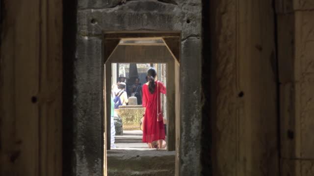 ZO / Inside Preah Khan temple