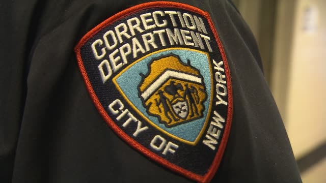 Inside Rikers Island Jail Complex at Rikers Island on February 02 2016 in New York City