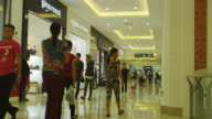 Inside the Vincom Mega Mall Royal City Underground Shopping Mall