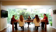 Instructor team meeting