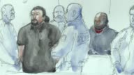 Insults shouts and tears Jawad Bendaoud alleged landlord of the two jihadists of the Paris November 13 attacks loses his cool on trial in Bobigny on...