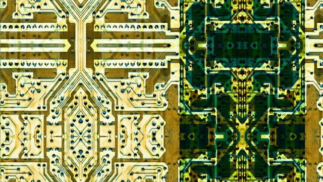 Integrated circuit boards (Loop).