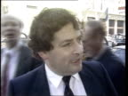 Nigel Lawson invw ENGLAND London INTVW 'It remains our wage increases' CAS ex ENG 21secs Tx 26685/NAT FX Archive Tape Cas One 26716 4619 to 4646