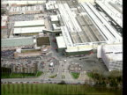 Interest Rates remain unchanged Birmingham INT Rover working assembling cars on production line