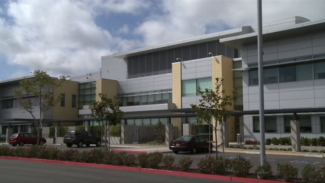 Interior and Exterior of the San Diego County Medical Examiner's Office on September 12 2011 in San Diego California