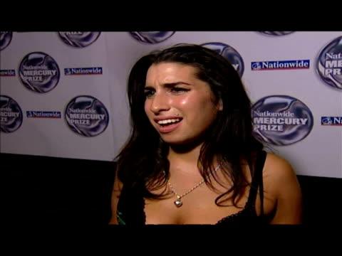 interior interview Amy Winehouse