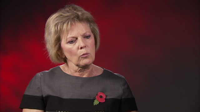 Interior interview with Anna Soubry MP speaking about the allegations against Cabinet Minister Damian Green saying 'It is an allegation that he...