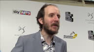 Interior interview with screenwriter and playwright Jack Thorne speaking about being nominated in the Theatre category for his stage adaptation of...