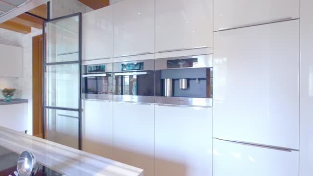 interior of kitchen 4k