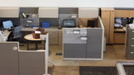 'HA PAN Interior of Large Office Space with Cubicles / Richmond, Virginia, USA'