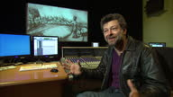 Interior shots Andy Serkis actor says he isn't an actor anymore but a story teller Andy Serkis on whether he is an actor or not on October 08 2013 in...