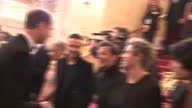 Interior shots of Prince William Duke of Cambridge meeting One Direction band members Niall Horan Liam Payne Louis Tomlinson Zayn Malik and Harry...