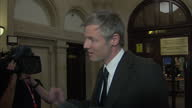 Interior soundbite Zac Goldsmith Conservative MP Candidate for London Mayor talks about Ken Livingstone's comments calling Hitler a 'Zionist' says he...