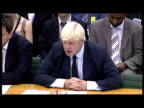 Interior statement Boris Johnson Mayor of London speaks re deglamourising knife crime that is is moronic wasteful and makes reference to Mercutio he...