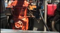 (HD1080i) Internal Combustion Engine: Orange