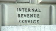 Internal Revenue Service Building in Washington DC
