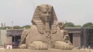 International Antalya Sand Sculpture Festival which is among the world's largest sand sculpture events welcomes its visitors for the 9th time in...
