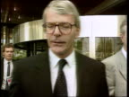 International community criticised EXT Barcelona John Major out of revolving doors and towards CMS John Major MP intvwd SOF I believe that the first...