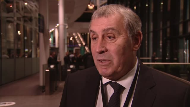 England and Germany draw / video referee used for first time in official game in UK ENGLAND Peter Shilton interview SOT