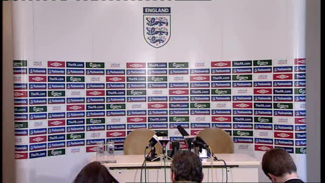 England press conference Press conference setups James Milner press conference SOT Everyone wants to play for their country and is pleased he has...
