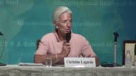 International Monetary Fund chief Christine Lagarde on Friday hailed recent 'significant steps' to contain the eurozone crisis but warned that 'more...