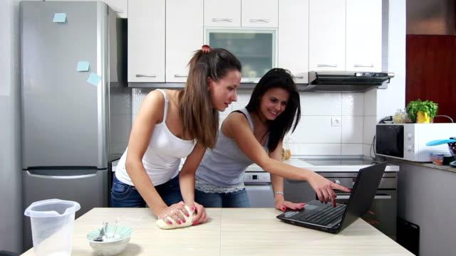 Internet cookbook