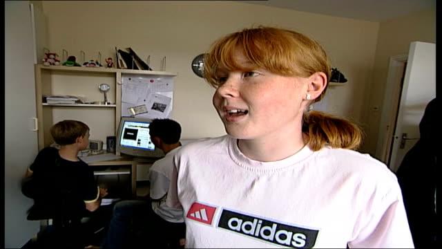 Internet popularity of 'You Tube' website has big media companies worried Elizabeth Bogue interview SOT