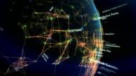Internet-Sicherheit Welt