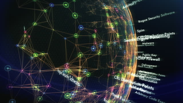 Internet Security World (4K)