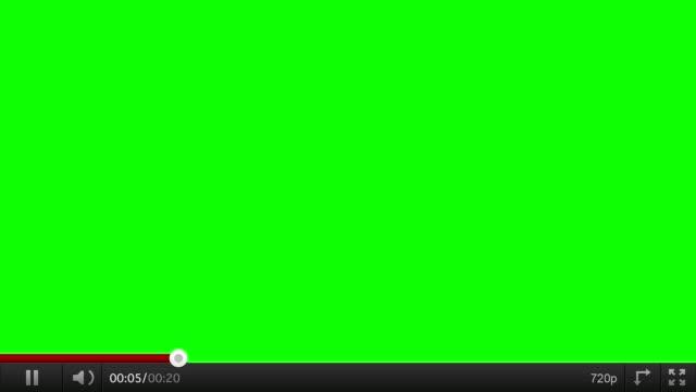 Internet Video Player Interface